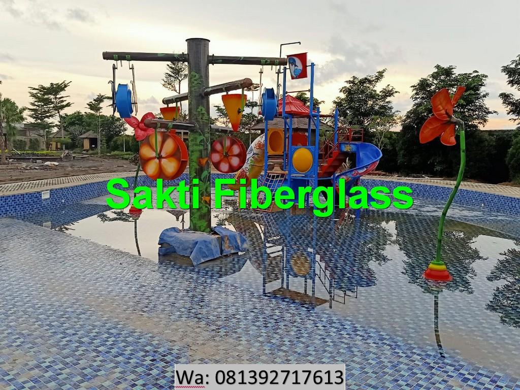 jual playground kolam renang ember tumpah harga murah