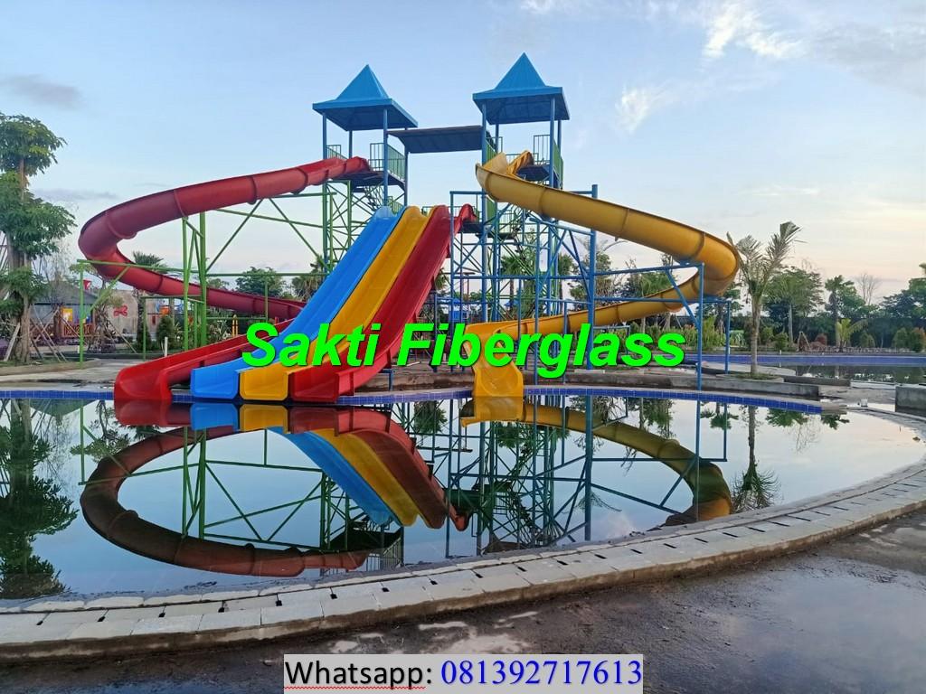 jasa pembuatan waterpark playground kolam renang