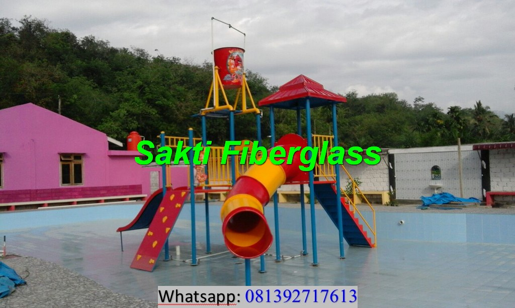 jual playground anak model baru