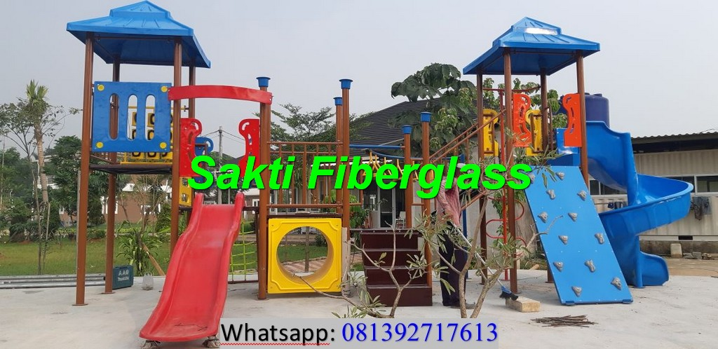 jual playground anak indoor terbaru